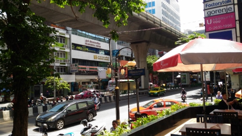 バンコクのシーロム画像