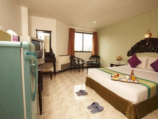 パタヤのサイアムサワディホテル画像