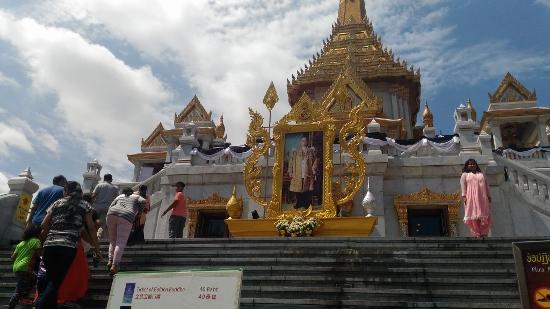 バンコクのお寺画像