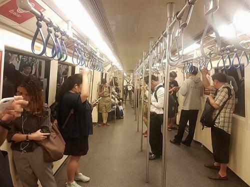 バンコクの地下鉄画像