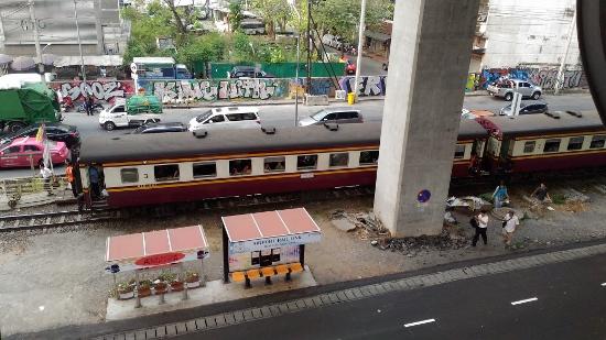 タイ国鉄の旅画像
