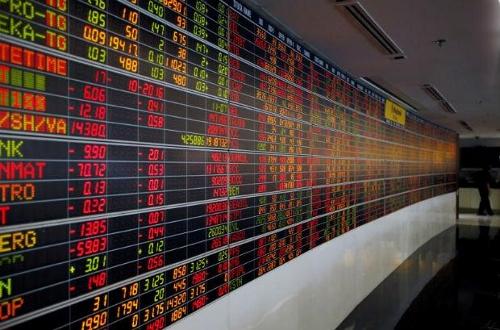 タイ株最高値2018年画像