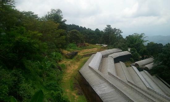 タイのチェンマイの山画像