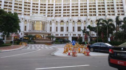 マカオのギャラクシーホテル画像