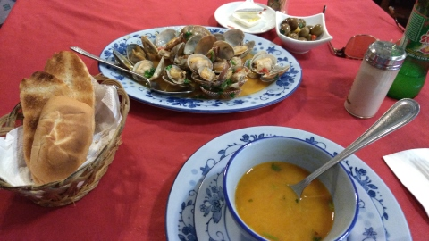 マカオの有名なポルトガル料理