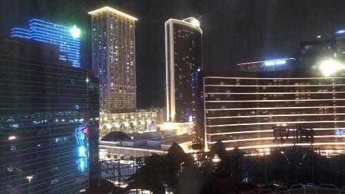 マカオの人気ホテルリスボア画像