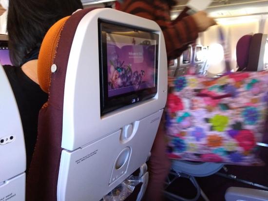タイ航空のA330機画像