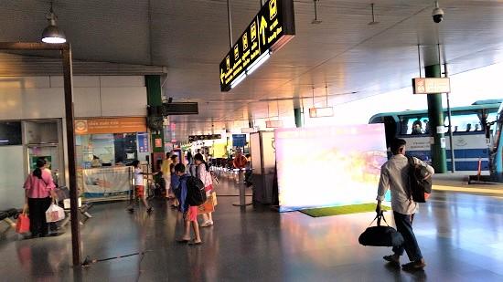 スワンナプーム空港からアランヤプラテート画像