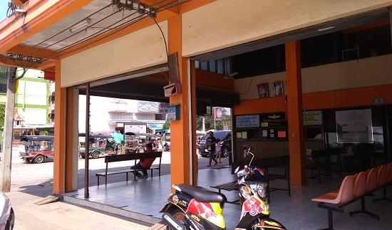 アランヤプラテートのバスステーション画像