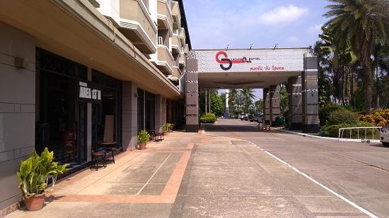 アランヤプラテートのステーションワンホテル画像