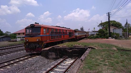 タイの国鉄画像