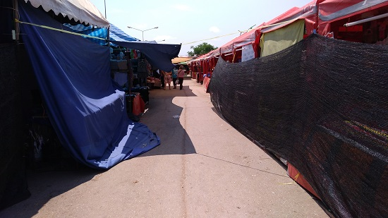 アランヤプラテートのマーケット画像