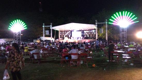 アランヤプラテートのコンサート画像