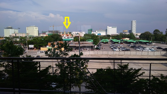 ロンクルアマーケットのショッピングセンター画像