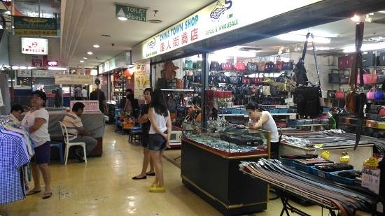 バンコク中華街で買い物画像