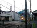 [電車][熊本市電]1354  2003-07-11 17:27:22