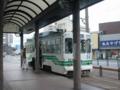 [電車][熊本市電]1210  2003-07-11 16:17:16