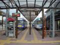 [電車][路面電車]8502, 8503  2003-07-11 18:04:03