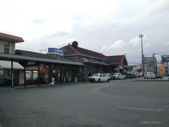 JR上熊本駅  2003-07-11 18:02:56