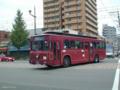 [バス]レトロ調バス  2003-08-11 11:08:03