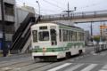 [電車][路面電車][熊本市電]1091  2009-06-12 07:27:45