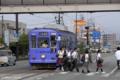 [電車][路面電車][熊本市電]1092  2009-06-12 07:43:26
