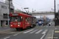 [電車][路面電車][熊本市電]8503, 1351  2009-06-12 07:46:57