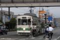 [電車][路面電車][熊本市電]1210  2009-06-12 07:48:58