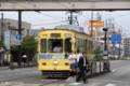 [電車][路面電車][熊本市電]1356  2009-06-12 08:04:36