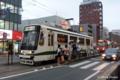 [電車][路面電車][熊本市電]ビアガー電 サンアントニオ号 8801・8503  2009-06-13 18:50:37