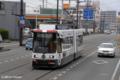 [電車][路面電車][熊本市電]9704AB  2009-04-03 13:55:44