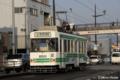 [電車][路面電車][熊本市電]8501  2009-03-10 07:59:41