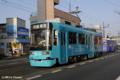 [電車][路面電車][熊本市電]9205  2009-03-10 08:02:07