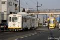 [電車][路面電車][熊本市電]5015AB・9203  2009-03-10 08:07:27