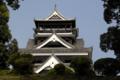 [熊本][城]2009-08-16 15:54:51 熊本城