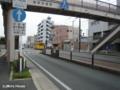 [電車][路面電車][熊本市電]1207  2009-03-11 09:18:29