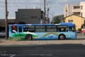 [熊本][路線バス]2009-08-17 16:54:39 九州産交の路線バス