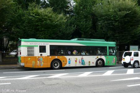 熊本都市バス 2009-08-21 08:02:37