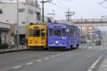 [電車][路面電車][熊本市電]1207・1092  2009-02-13 08:01:44