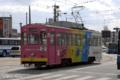 [電車][路面電車][熊本市電]1094  2009-02-17 13:15:00