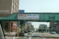 [電車][JR]新水前寺陸橋 2009-08-30 12:36:57