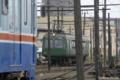 [電車][熊本電鉄]2009-05-30 14:01:02 200系(元南海電鉄22000系)と元東急電鉄5000形