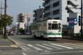 [電車][路面電車][熊本市電]1355 2009-09-08 14:41:39