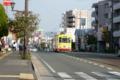 [電車][路面電車][熊本市電]1203 2009-09-17 16:04:20