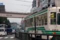 [電車][路面電車][熊本市電]1353 2009-09-22 17:45:21