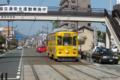 [電車][路面電車][熊本市電]1207 2009-09-24 10:45:46