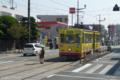 [電車][路面電車][熊本市電]1203 2009-09-26 10:48:54