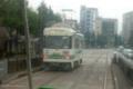 [電車][路面電車][熊本市電]1351から見た8201 2009-09-29 15:13:36