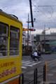 [電車][路面電車][熊本市電]1203 2009-10-07 16:23:23