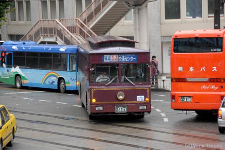 2009-10-07 13:40:22 レトロ調市バス